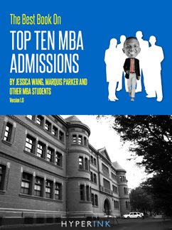 Top Ten MBA Admissions